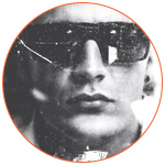 Photo noir et blanc de DJ Snake