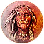 Illustration du portrait d'un Améridien