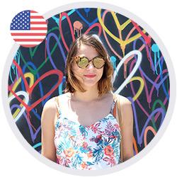 Portrait du Christelle, Auteure du Blog Paris San Francisco
