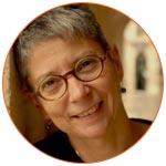 Portrait couleur de l'auteure Sylvie Tanette