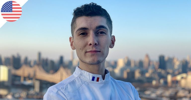 Portrait d'expatrié français, Lucas, chef de partie à New York (USA)