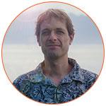 Portrait de Fabrice, expatrié français à Tahiti