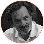 Portrait de l'auteur francophone Hubert Mansion