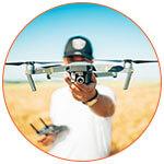 Présentation drone Mavic de DJI