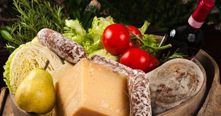 Sélection de produits du terroir français