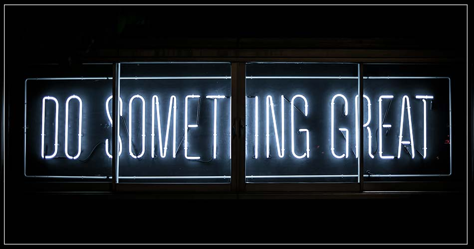 Quote : Do Something Great