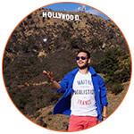 Remy de La Boulisterie à Los Angeles (USA)