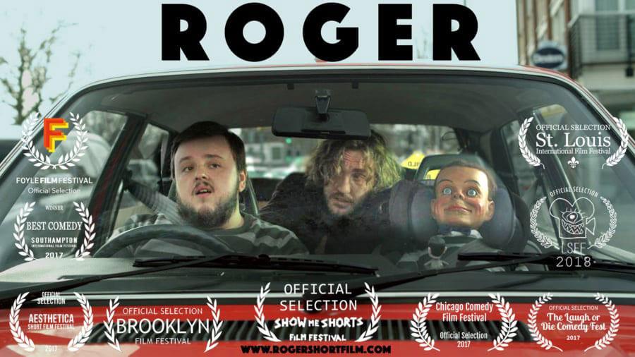 Affiche du film ROGER