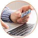 Achat inetrnet carte de crédit