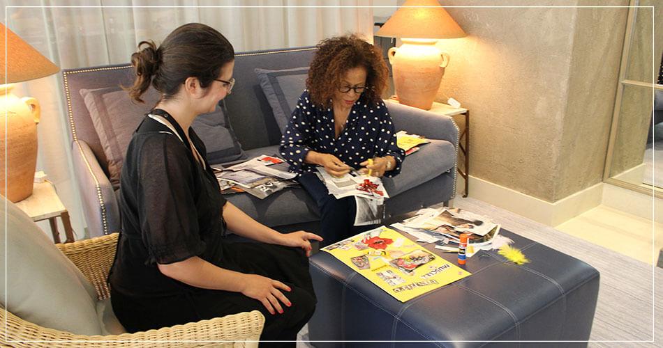 Une séance de coaching avec Marie Rouselle, expatriée française à New York (USA)