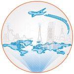 Shopping en avion à travers le monde - French Radar