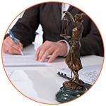 Signature lors d'une vente devant un professionnel juridique