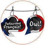 Bulles de dialogue : Parlez-vous français