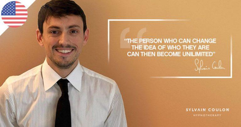 Sylvain Coulon, hypnothérapeute français à New York, USA