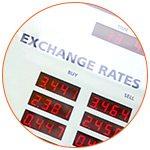 Tableau des devises étrangères