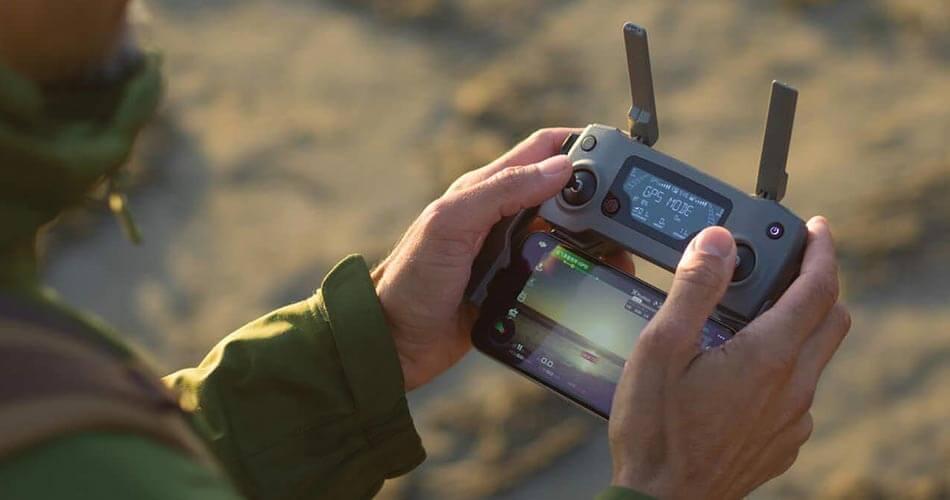 Télécommande du drone Mavic 2 Pro