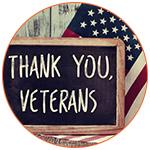 Thank you Veteran's Day USA