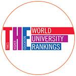 Le logo de Times Higher Education