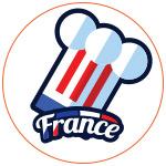 Illustration d'une toque d'un Chef cuisinier français