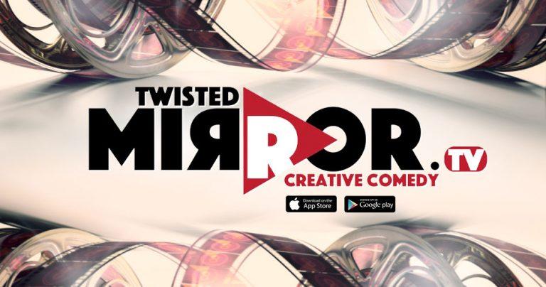 Bannière promotionnelle de Twisted Mirror TV sur French Radar