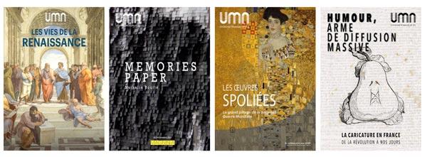 UMA (Universal Museum of Art) : expositions 1 à 4