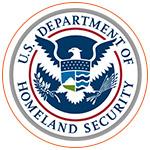 Logo de U.S. Department of Homeland Security