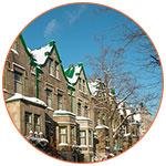 Maisons à Québec