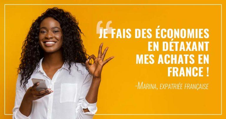 ZappTax, l'application de détaxe des achats en France