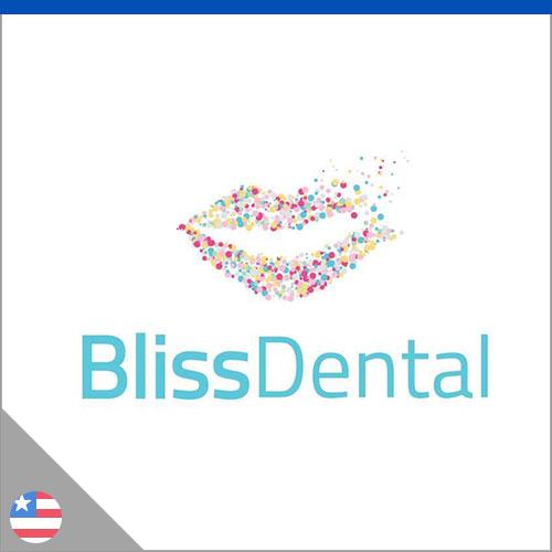 Logo Bliss Dental