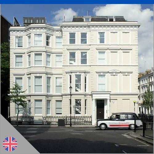 La clinique française à Londres