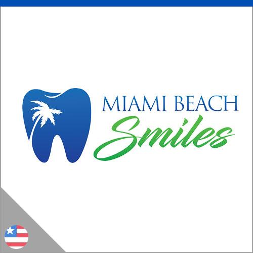 Logo Miami Beach Smiles