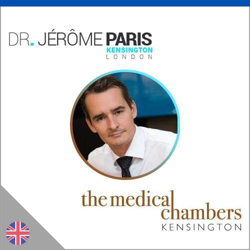 Docteur Jérôme Paris