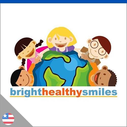 Logo brigh thealthy smiles