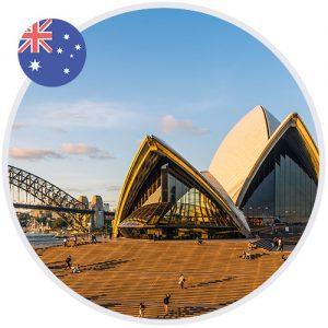 Opéra House à Sydney