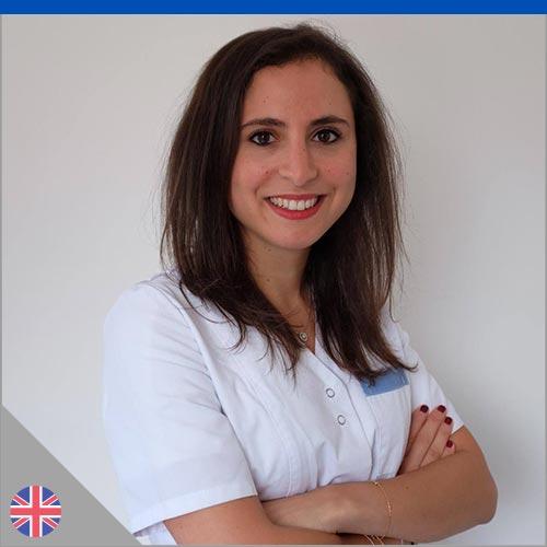 Docteur Laura Sadone - UK