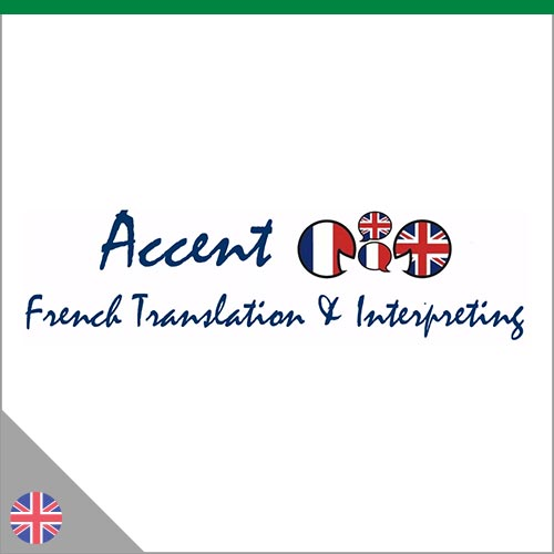 Logo Accent - French Translation & Interpreting