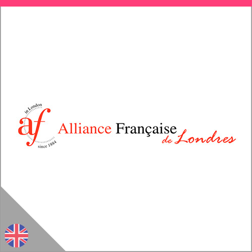 Logo Alliance française de Londres