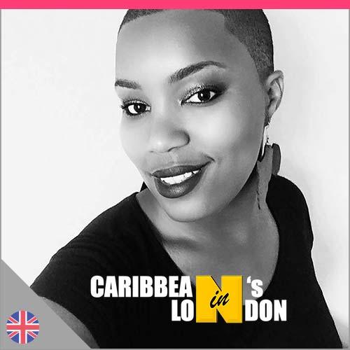 Logo Carribean's in London