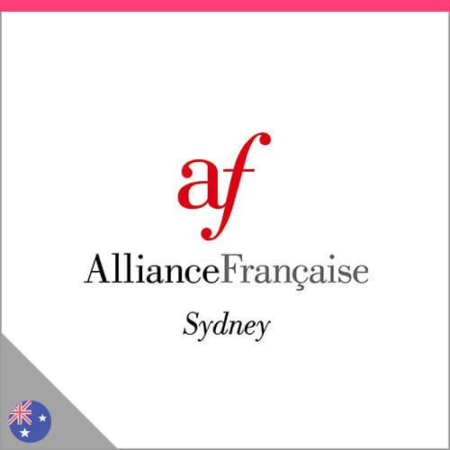 Logo Alliance française de Sydney