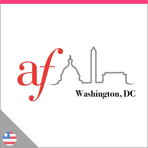 Logo Alliance française de Washington DC