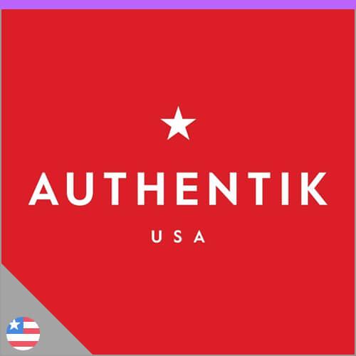 Logo Authentik USA