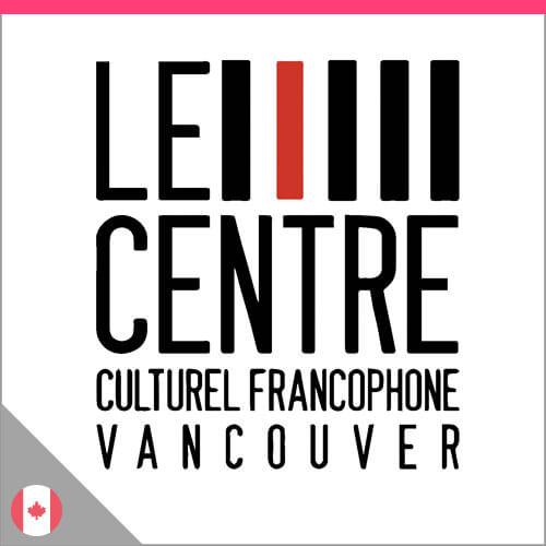 Logo Centre culturel francophone Vancouver