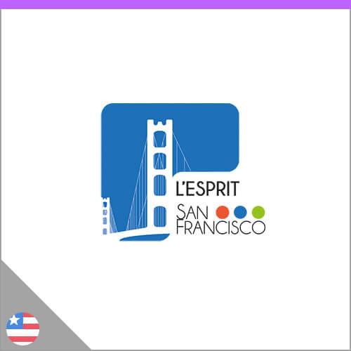 Logo L'esprit San Francisco