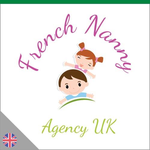 Logo French Nany Agence UK