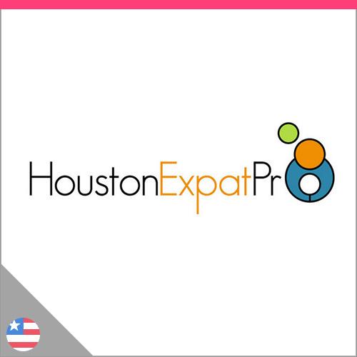 Logo Houston Expat Pro
