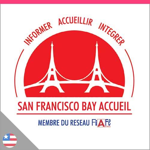 Logo San Francisco Bay Accueil