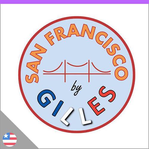 Logo San Francisco by Gilles