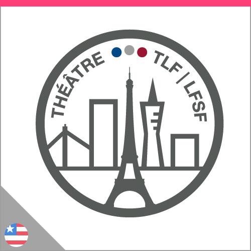 Logo Théâtre TLF