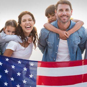 Citoyens américains aux USA