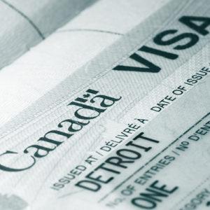 Visas canadiens